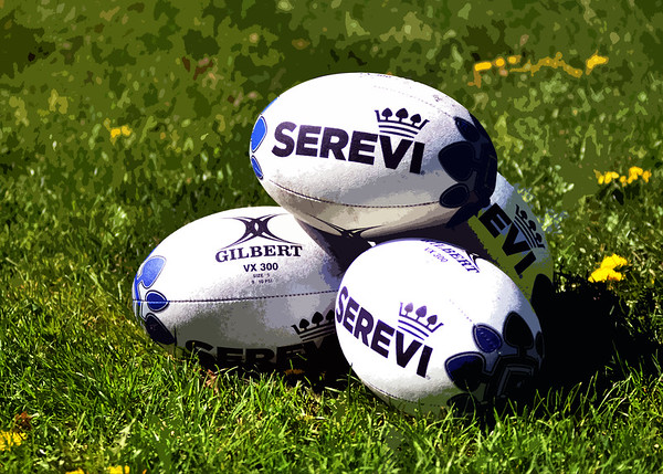 2015 Serevi Rugby Clinic - Columbia Heights