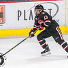 Pictured:  SCSU:  #13, David Morley, F, 5-7, 165, R-Jr., Richmond Hill, ONT