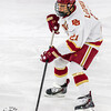 Pictured:  DU:  #21, Joey LaLeggia, D, 5-10, 185, SR, Burnaby, BC