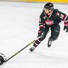 Pictured:  SCSU:  #18, Garrett Milan, F, 5-7, 165, SR, Whistler, BC