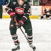 Pictured:  SCSU:  #27, Nick Oliver, F, 6-2, 205, SR, Roseau, MN