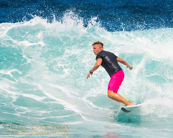 Tasty Waves on Oahu's North Shore