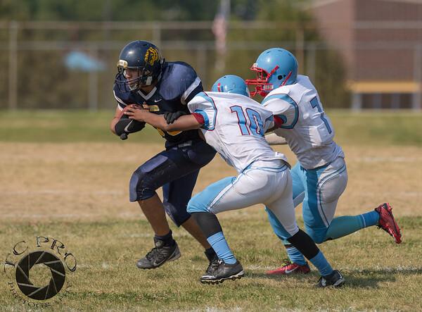 Manual HS Thunderbolts vs KIPP Denver Collegiate HS White Tigers-31