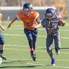 Spartan Black vs Hawk Orange - AYL 5th Grade-5
