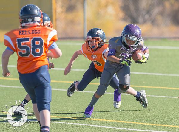 Spartan Black vs Hawk Orange - AYL 5th Grade-32