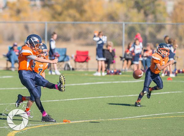 Spartan Black vs Hawk Orange - AYL 5th Grade-4