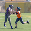 Spartan Black vs Hawk Orange - AYL 5th Grade-11