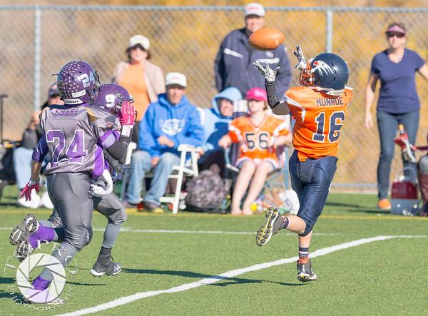 Spartan Black vs Hawk Orange - AYL 5th Grade-160
