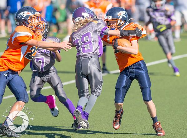 Spartan Black vs Hawk Orange - AYL 5th Grade-96