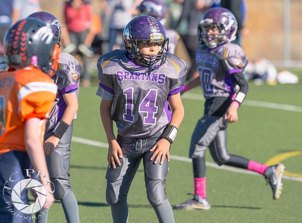 Spartan Black vs Hawk Orange - AYL 5th Grade-168