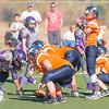 Spartan Black vs Hawk Orange - AYL 5th Grade-150