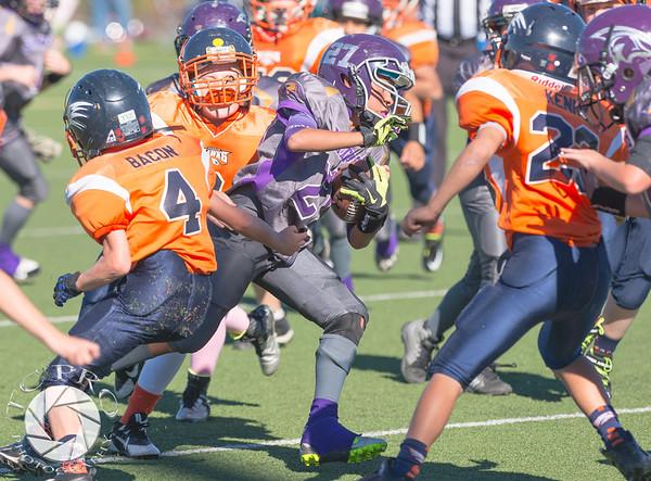 Spartan Black vs Hawk Orange - AYL 5th Grade-60