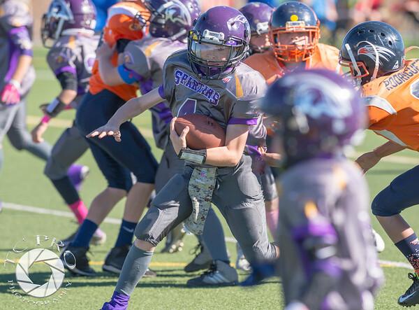 Spartan Black vs Hawk Orange - AYL 5th Grade-47