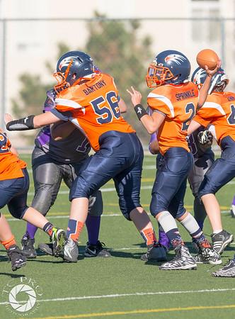 Spartan Black vs Hawk Orange - AYL 5th Grade-127