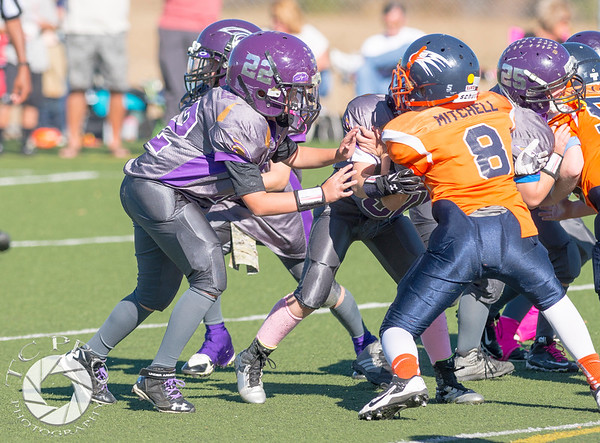 Spartan Black vs Hawk Orange - AYL 5th Grade-137
