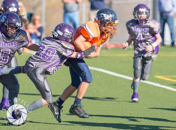 Spartan Black vs Hawk Orange - AYL 5th Grade-164