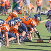 Spartan Black vs Hawk Orange - AYL 5th Grade-21