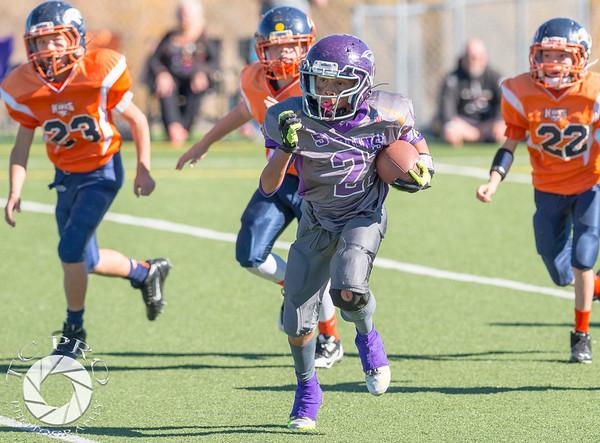 Spartan Black vs Hawk Orange - AYL 5th Grade-37