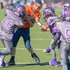 Spartan Black vs Hawk Orange - AYL 5th Grade-149