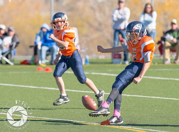 Spartan Black vs Hawk Orange - AYL 5th Grade-130
