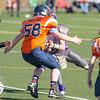 Spartan Black vs Hawk Orange - AYL 5th Grade-169