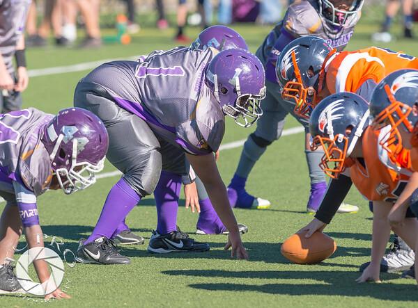 Spartan Black vs Hawk Orange - AYL 5th Grade-100