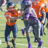 Spartan Black vs Hawk Orange - AYL 5th Grade-8