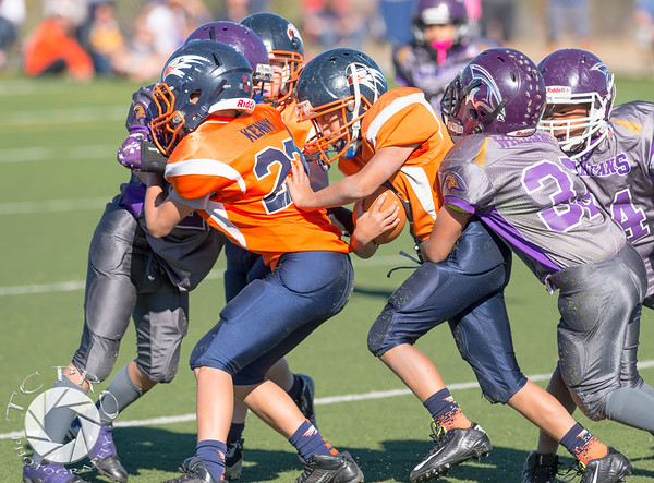 Spartan Black vs Hawk Orange - AYL 5th Grade-122
