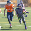 Spartan Black vs Hawk Orange - AYL 5th Grade-6