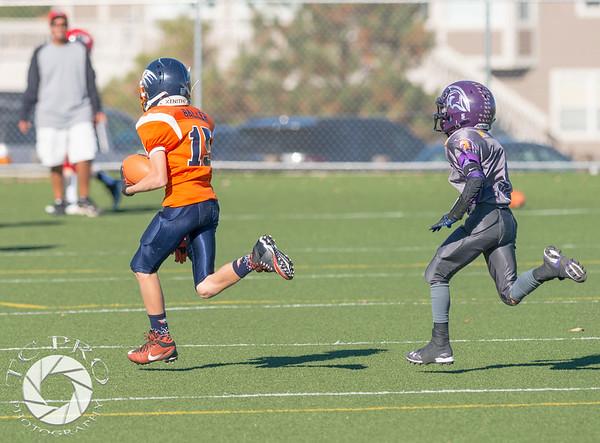 Spartan Black vs Hawk Orange - AYL 5th Grade-153