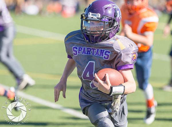 Spartan Black vs Hawk Orange - AYL 5th Grade-50