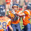 Spartan Black vs Hawk Orange - AYL 5th Grade-90