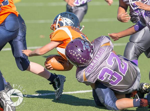 Spartan Black vs Hawk Orange - AYL 5th Grade-125