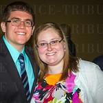 Shawn and Sarah Bryant.