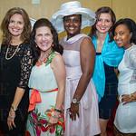 Barbara Carter, Monica Freeman, Sharese Bumphus, Evelyn Anderson and Rhema Bumphus.