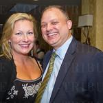 Heather Durning and Troy Stufflebean.