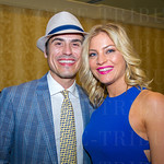 Hector and Courtney Scarano.