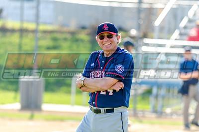 04-14-15 Albert Lea Tigers Baseball