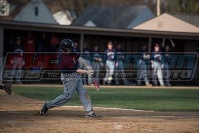 04-23-15 Albert Lea Tigers Baseball