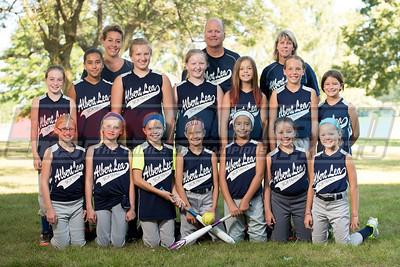 08-10-15 U10 Girls' Softball