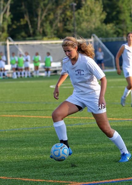 Randolph Girls Varsity Soccer #4