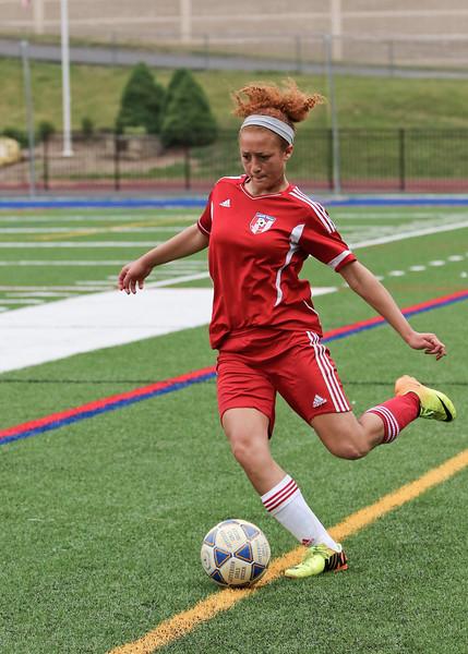 Lenape Valley @ Jefferson Girls Soccer