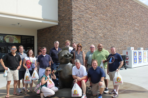 Field Trip to Buc-ee's
