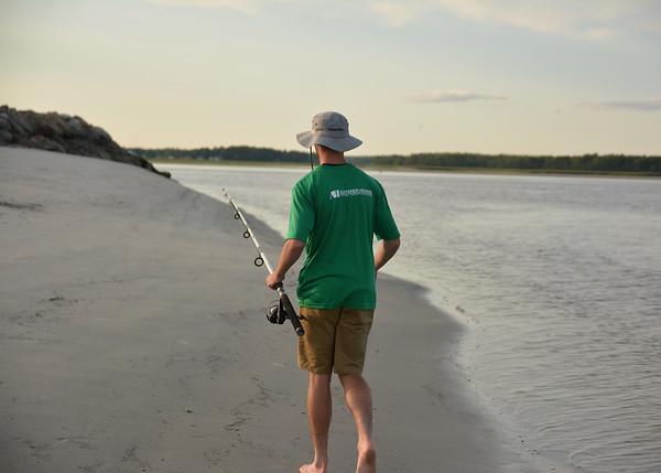 2015 Striper Fishing