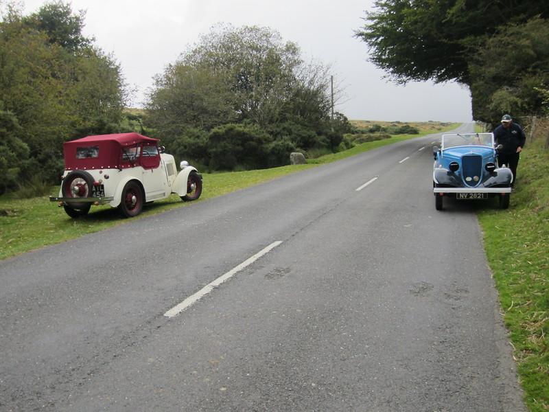 Lost on Dartmoor