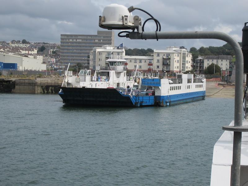 The Tamar Ferry