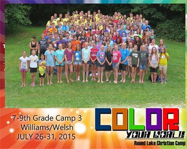 7-9th Grade Camp 3