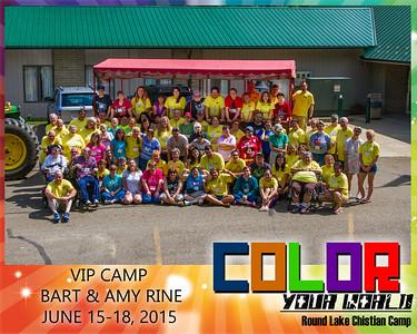 VIP Camp