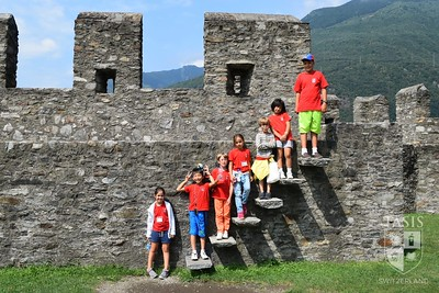 A Visit to the Bellinzona Castle!