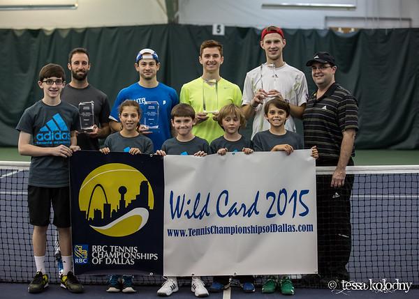 2015 Tennis Championships Of Dallas